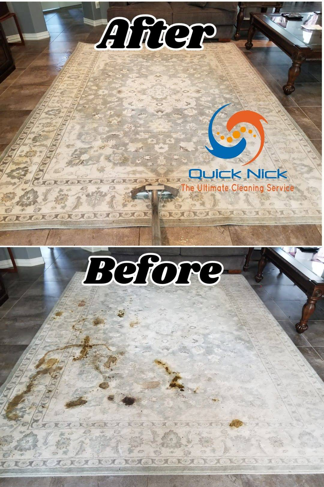Is your Rug Smelly & Dingy | Rug
